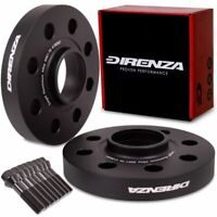 DIRENZA 4 x 100 20mm HUBCENTRIC WHEEL SPACERS FOR VW GOLF MK1 MK2 MK3 GTI POLO