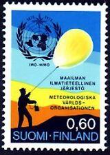 Meteorological Balloon Climate WMO Finland MNH 1973