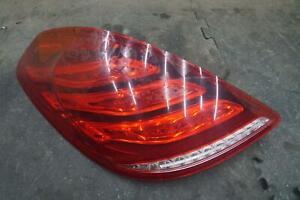 Rear Left Tail Light Lamp 2229065601 OEM Mercedes S550 S65 S63 W222 2014-17