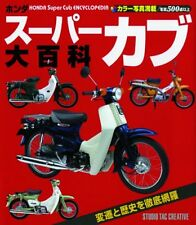 HONDA SUPER CUB Encyclopedia 2007 Japan Bike Book All history of super cub
