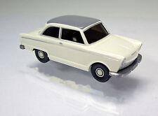 Wiking 012101 DKW Junior de Luxe perlweiß mit grauem Dach 1:87