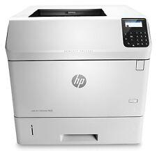 HP LaserJet Enterprise M605dn schwarz-weiß weniger als 20 Seiten