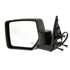 New For 2008-2012 Jeep Liberty Driver Side Left Power Heated Mirror CH1320280