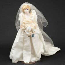 """Royal Doulton Nisbet Heirloom Dolls """"The Princess of Wales"""" Lady Diana 16"""""""