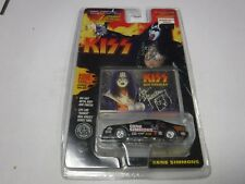KISS Johnny Lightning Gene Simmons #4 Ace Frehley 1:64 Scale Car 121318AMCAR