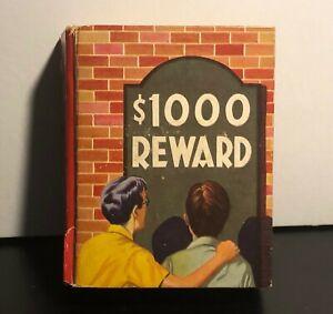 $1000 Reward New Little Big Book • 1938