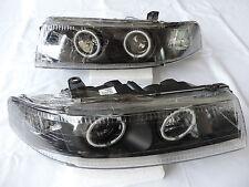 CCFL Black Headlight For 1998 - 2001 Lancer V VI 5 6 Evolution Evo
