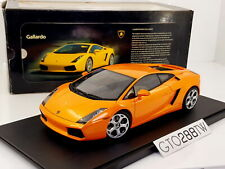 AUTOart 1:18 scale Lamborghini Gallardo 2003 1st Edition(Met. Orange) 74573