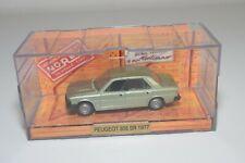 A2 1:43 NOREV PEUGEOT 305 SR 1977 METALLIC GREEN MINT BOXED