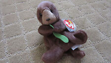 Rare Otter Seaweed Ty Beanie Baby Good Condition W/ Hang And Tush Tags