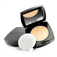 AVON TRUE COLOUR / IDEAL FLAWLESS CREAM TO POWDER FOUNDATION 3 in 1