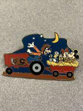 Disney Pin 200 00006000 3 Goofy Tractor Fab 5