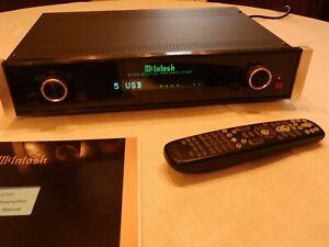 McIntosh D100 High End Digital Preamp and DAC
