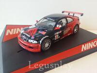 "SCX Scalextric Slot Ninco 50396 BMW M3 GTR ""ADVAN"" Nº6"