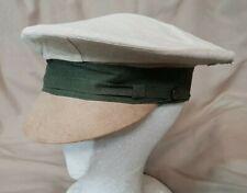 POST WW1 VINTAGE CHAUFFEURS DRIVERS LONG COAT UNIFORM TUNIC HAT SET