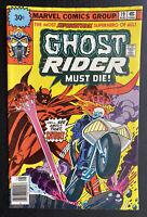 Ghost Rider 19 Marvel Bronze Age 30 Cent Variant