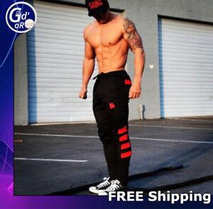 Men's Gym Muscle Jogger Pants Sweatpants Training Pants w/ Pockets Light Weight