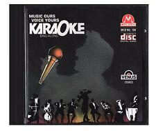 Music Ours Voice Yours Karaoke Sing Along Hindi Songs Music Melody CD