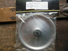 #EV Custom Chrome Rubber Button BLVD Boulevard Smothe A/CL 24-676