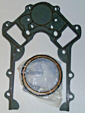 GENUINE GM COMMODORE V6 3.8 (VS-VT-VU-VX-VY) REAR MAIN SEAL + PLATE GASKET