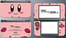Kirby Super Smash Bros Triple Deluxe Special Decal Skin New Nintendo 3DS XL