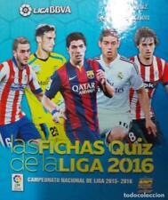MundiCromo fichas de la liga 2012,2013,2015 y 2016 lote de 94 cartas