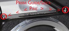 Pentax 6x7 67 Prism Guide/Lock Pin on Camera Body