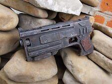 Radioactive fallout weapon Gun 10 mm pistol rusty 3 post apocalyptic
