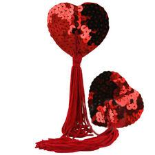 Love Heart Nipple Tassels dress up sex toy