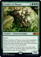 Cavalier of Thorns x1 Magic the Gathering 1x Magic 2020 mtg card