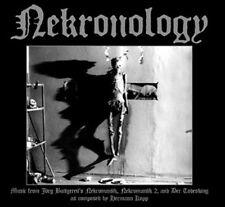 Hermann Kopp-Nekronology CD Nekronology is re-released after 7 years