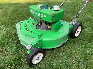 Vintage Lawn Boy Model #5024 Mechanically Restored Lawnboy Lawn-Boy