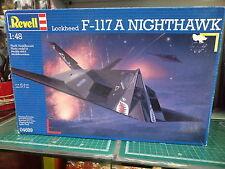 Revell 04699 - Lockheed F-117A Nighthawk 1/48 scale