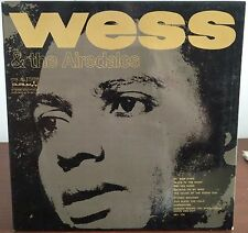 Wess & The Airedales Self Title LP Durium ‎– ms A 77259 1970 EX+/NM Funk/Soul