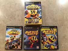 Pac-Man Power Pack ( Sony Playstation 2 ,2008 )PS2, 3 Games