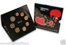 Set BU PORTUGAL 2013 - Série 1 centimes à 2 euros - Brillant Universel