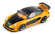 "Porsche Gemballa Avallanche GT2 650 EVO ""Orange/Black"" 2007 (Spark 1:43 / S0718)"