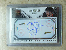 13-14 Panini Crown Royale Scratching The Surface CAM FOWLER #SC-CF