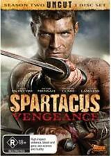 SPARTACUS: Vengeance : SEASON 2 : NEW DVD