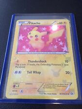 Pikachu RC7/RC27 Holo Black & White Legendary Treasures Pokemon Card MINT GO 1ST