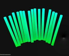 "12 Glow In The Dark Mini Glue Sticks 4"" Length 5/16 (.25)"