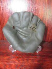 Antique Ratsch Peerless Black Duckweb Baseball glove