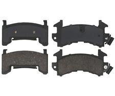 Disc Brake Pad Set-Service Grade; Ceramic Front,Rear Raybestos SGD154C