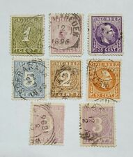 TIMBRES INDE NEERLANDAISE