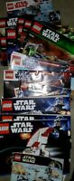 28x LOT Lego Star Wars Instruction Manuals Booklets from 22 Sets GD cond. fr/shp