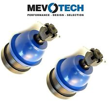 For Chevy GMC Isuzu Pontiac Pair Set of Front Lower Ball Joints Mevotech MK6145T