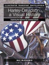 Harley-Davidson: A Visual History by Mac McDiarmid (Lorenz 2003) Motorcycles