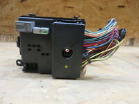 1994 gmc box truck fuse box 88 94 chevy gmc truck oem fuse fuses relay box under hood panel  88 94 chevy gmc truck oem fuse fuses