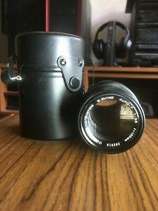 Olympus OM 135mm f3.5