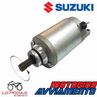 MOTORINO D'AVVIAMENTO SUZUKI BURGMAN 125/150/250/400 2003-2004-2005-2006-2007